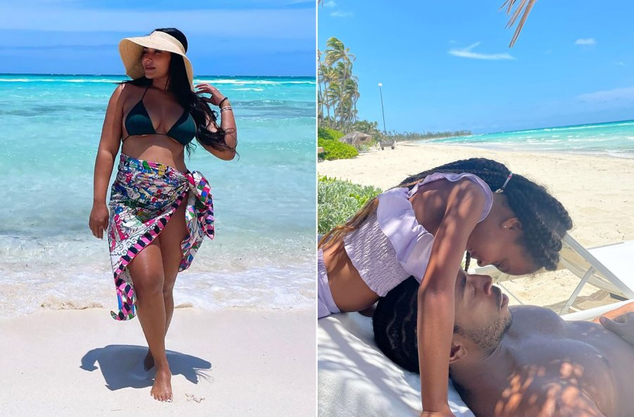 Inside Ludacris, Wife Eudoxie and More Stars' Babymoon Vacations: Pics