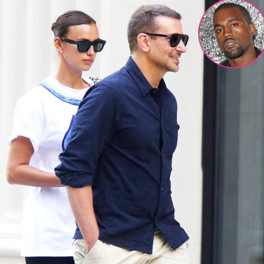 Irina Shayk and Ex Bradley Cooper Reunite in New York Amid Her Romance With Kanye West