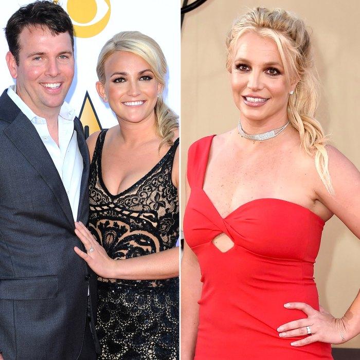 El esposo de Jamie Lynn Spears, Jamie Watson, envía apoyo a Britney después de la audiencia de la corte de tutela