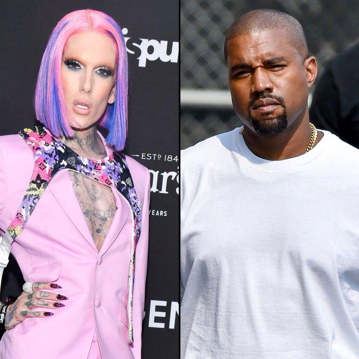 Jeffree Star explica cómo comenzaron los rumores salvajes de Kanye West