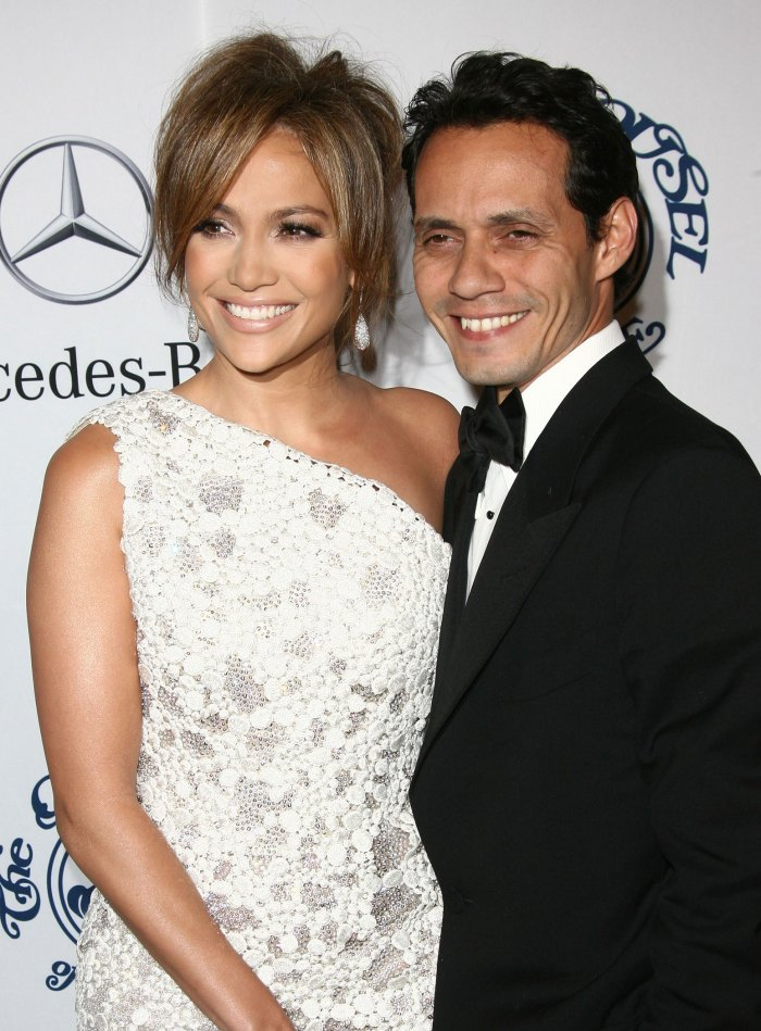 Jennifer Lopez Celebrates Ex Marc Anthony on Father's Day With Sweet Pics
