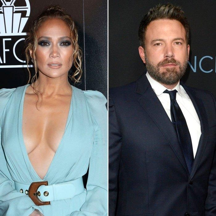 Jennifer Lopez y Ben Affleck son todo sonrisas en la cita nocturna de Los Ángeles mientras intentan mantener un perfil bajo