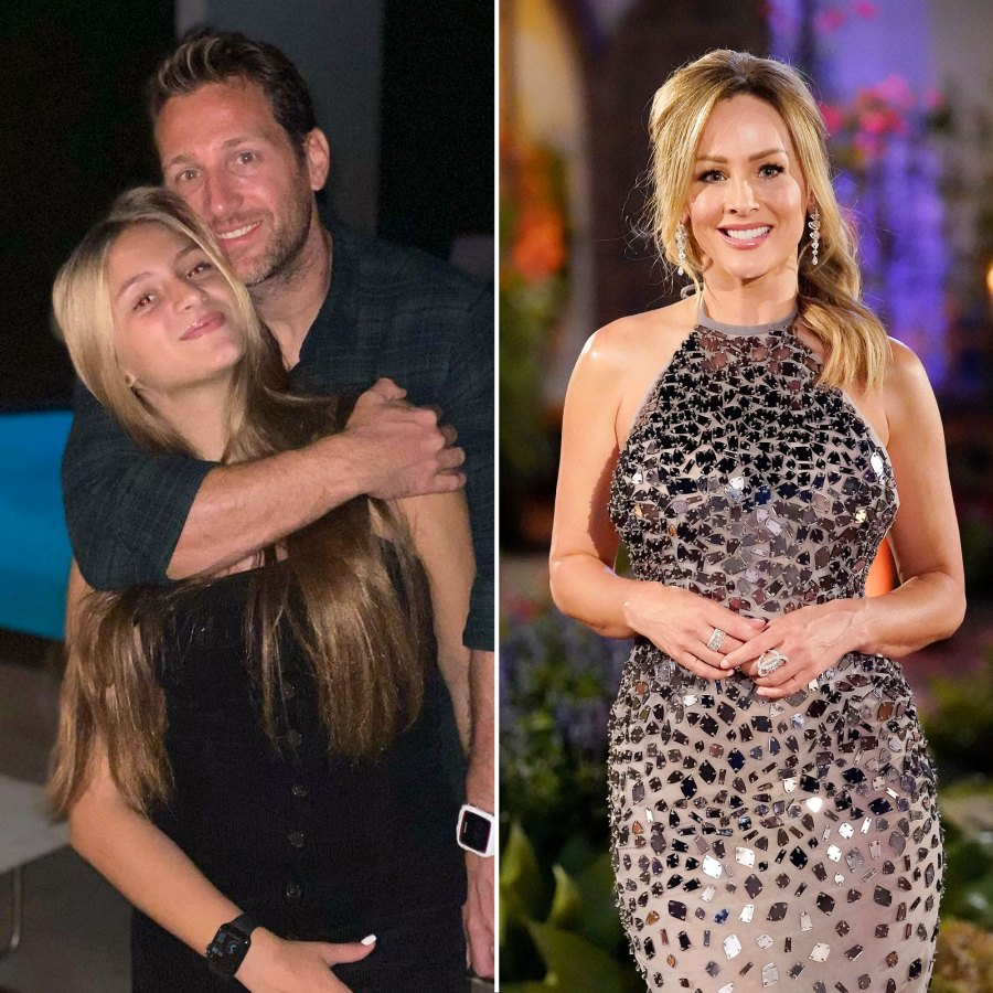 Juan Pablo Galavis and Daughter Camila Recreate His Bachelor Breakup With Clare Crawley