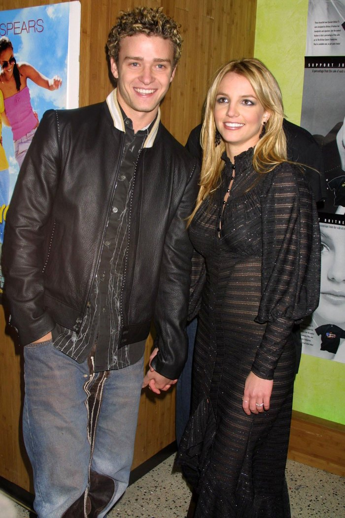 Justin Timberlake envía amor a su ex Britney Spears después de escuchar 2