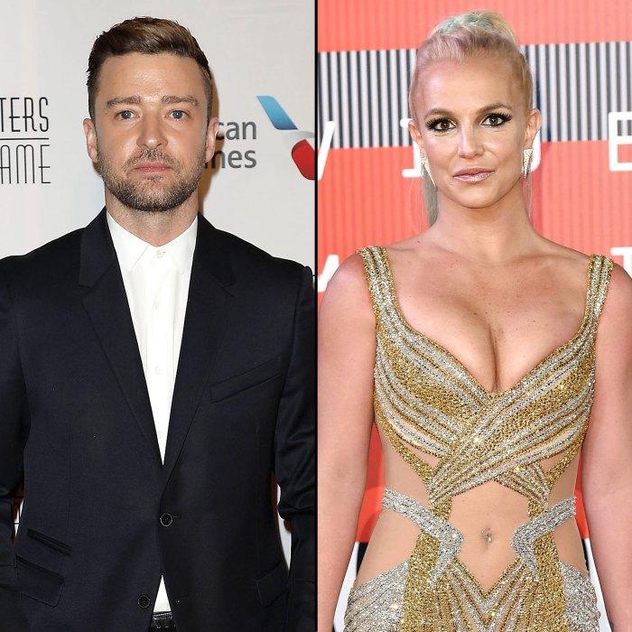 Justin Timberlake envía amor a su ex Britney Spears después de escuchar