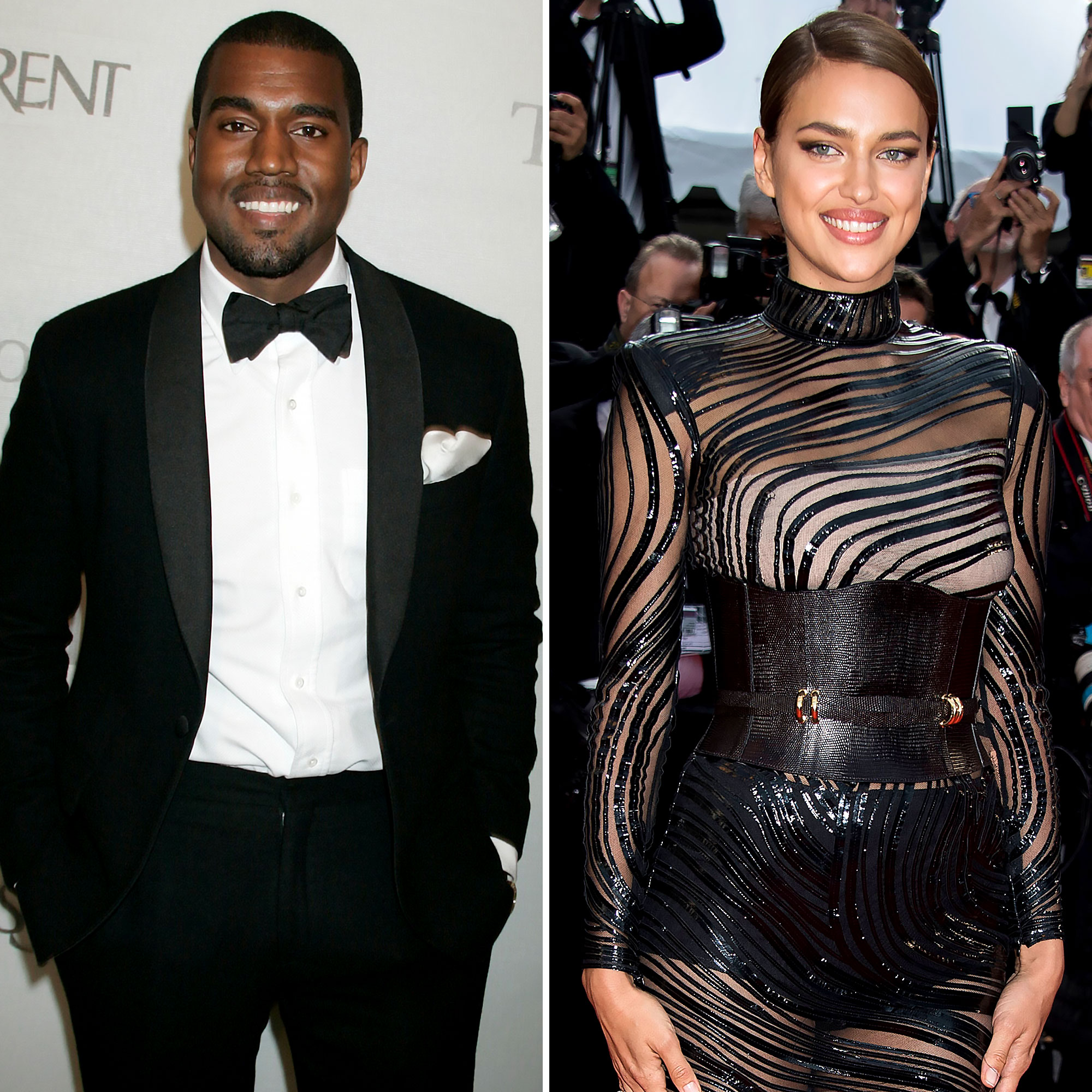 Kanye West Made the 1st Move With Irina Shayk: Details