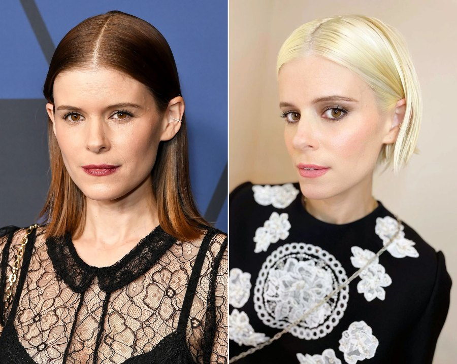 Kate Mara Is Serving '90s Vibes With Her New Platinum Bob