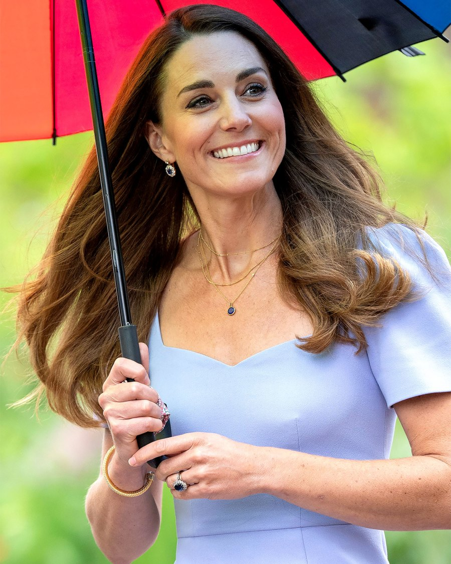 Kate Middleton Hair gall Bouncy Blowout
