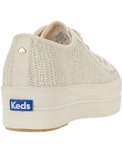 Keds X Kate Spade New York Triple Up KS Woven