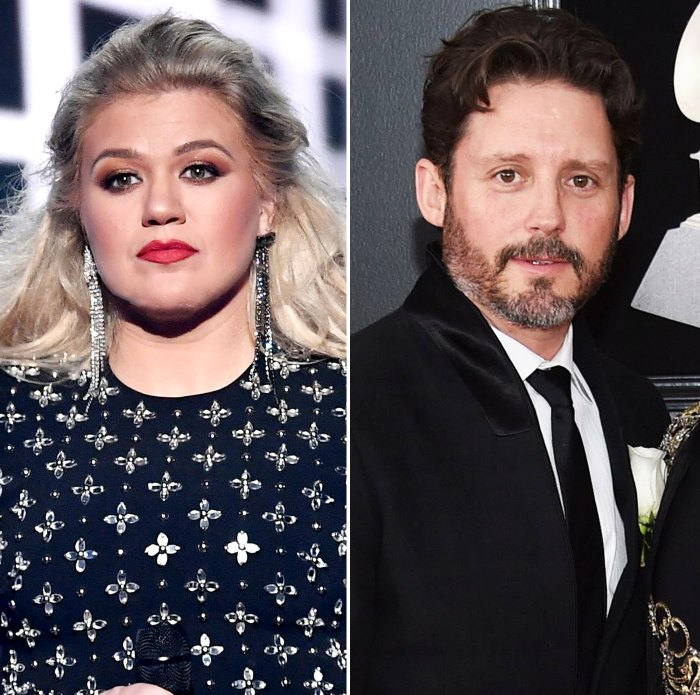 Kelly Clarkson se muda a una nueva casa después del divorcio Brandon Blackstock