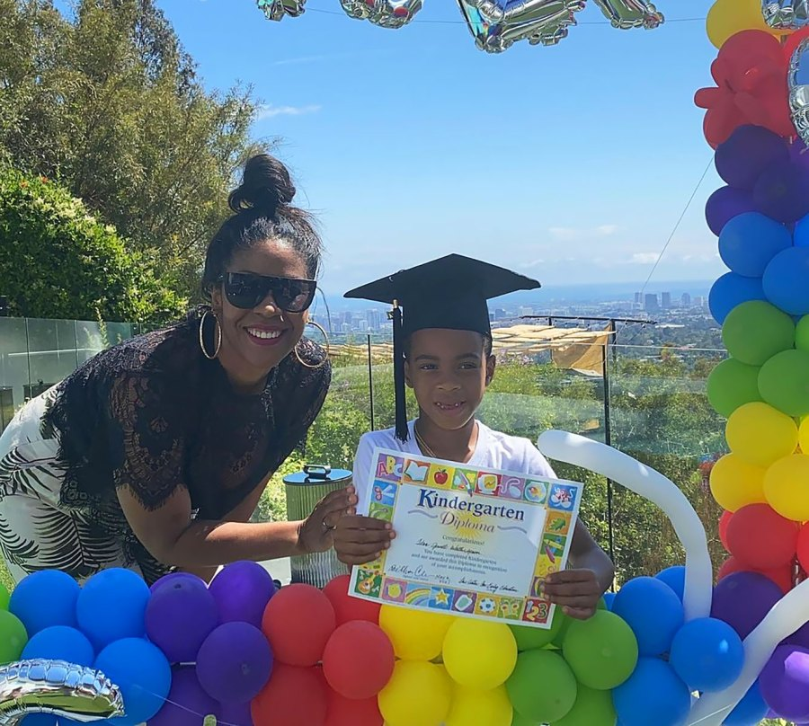 Kelly Rowland and More Stars Whose Kids Graduated in 2021