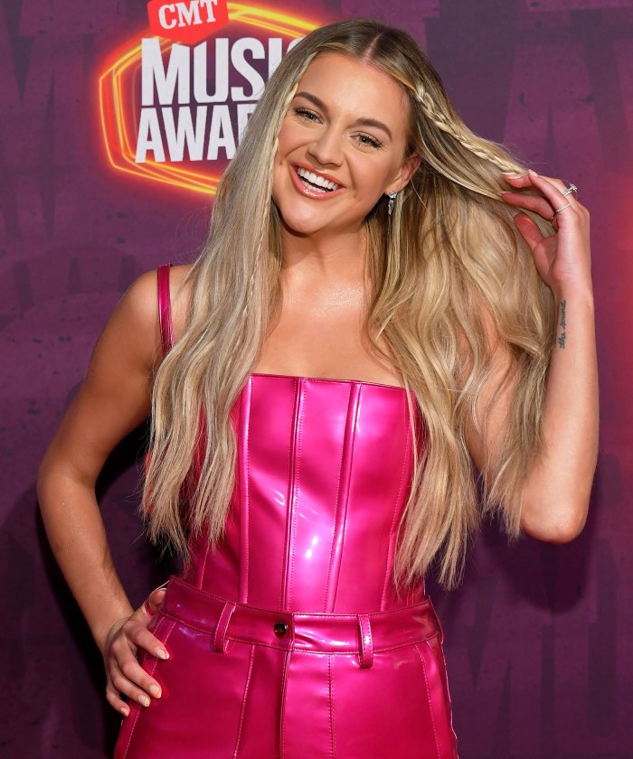 Kelsea Ballerini Is Giving Us All the Barbie Vibes at the 2021 CMTs