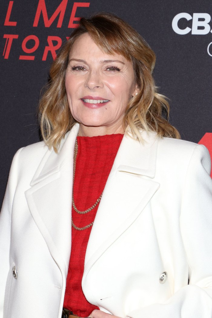 Kim Cattrall Trolls Fans With Space Photo