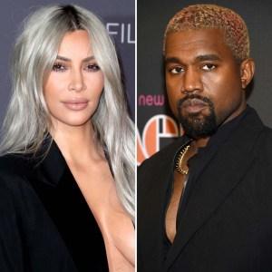 Kim Kardashian Explains Why Kanye West Is No Longer Right Her
