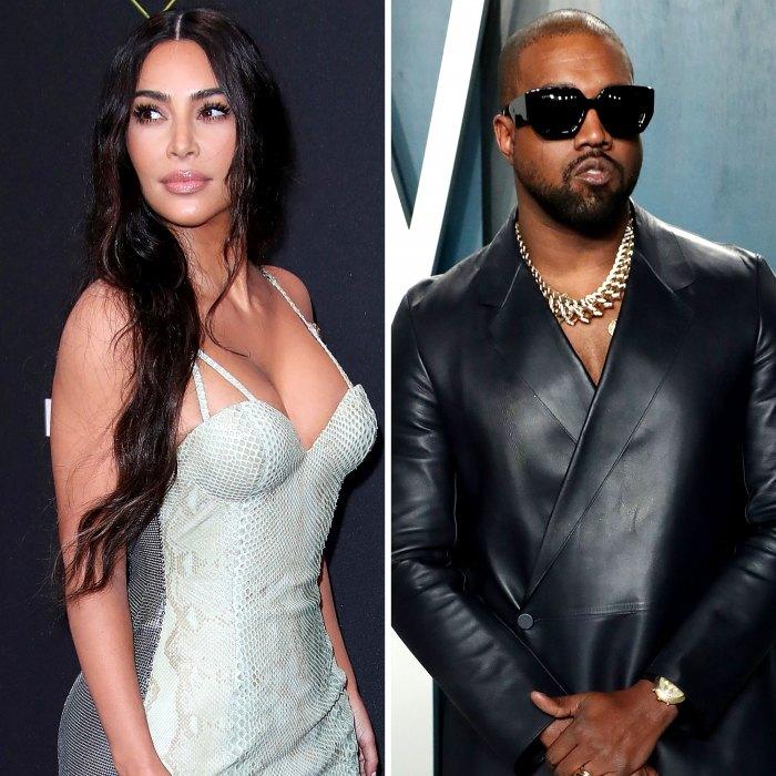 Kim Kardashian Really Worries About Her Kids Amid Kanye West Split