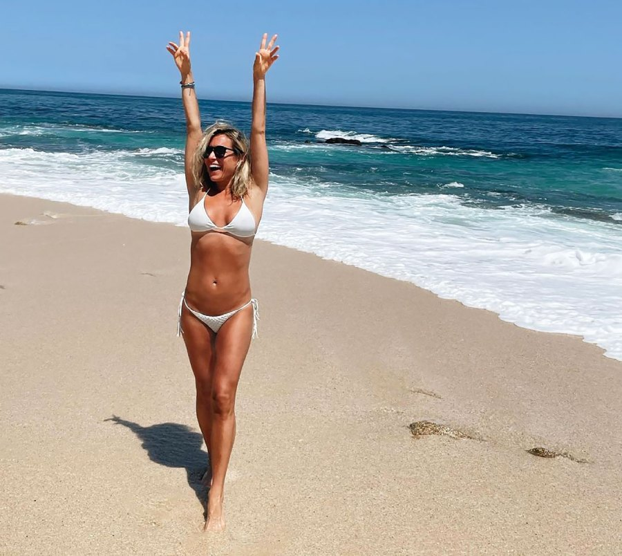 Kristin Cavallari Shows Off Her Phenomenal Figure in Teeny White Bikini