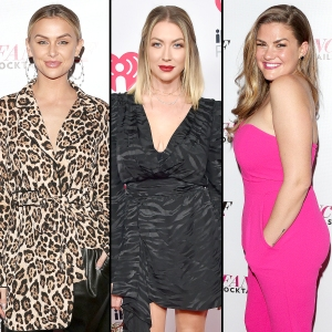 Lala Kent Admits She Misses Stassi Schroeder Brittany Cartwright Filming Pump Rules