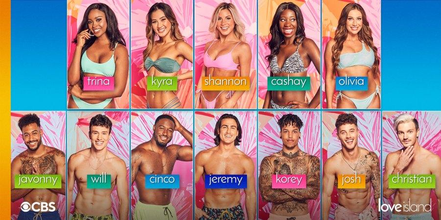 Love Island Season 3 Meet Cast