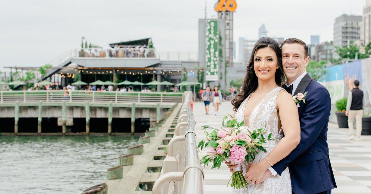'Big Brother' Fan Favorite Eric Stein Marries Longtime Love Marissa Nardi in New York City.jpg