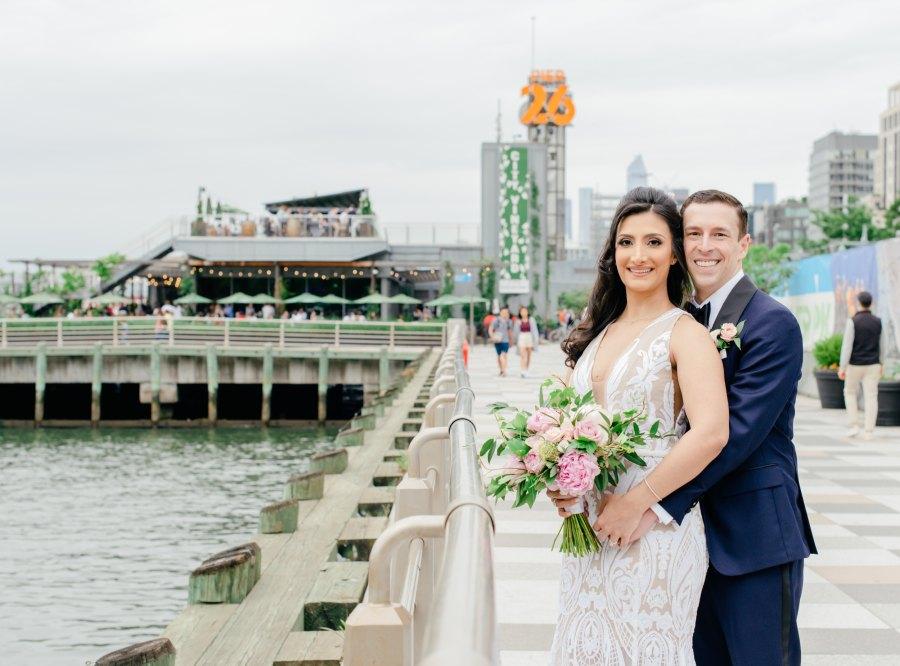Eric Stein wedding