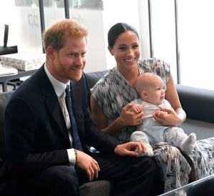 Meghan Markle Dedicates Her Children's Book to Prince Harry and Their Son Archie With a Special Message