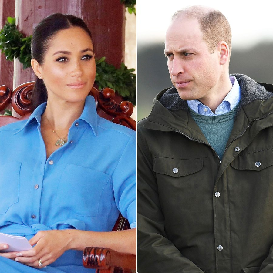 Meghan meets William Prince William and Duchess Kate Relationship With Prince Harry and Meghan Markle