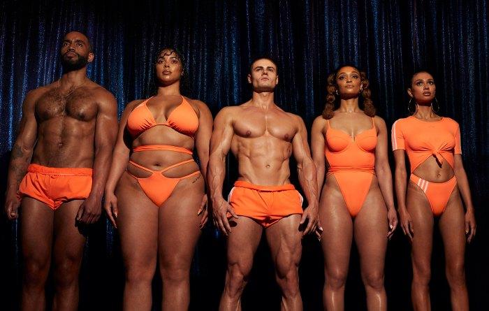 ¡Debes ver!  La colección Adidas x Ivy Park de Beyonce incluye bañadores incluidos