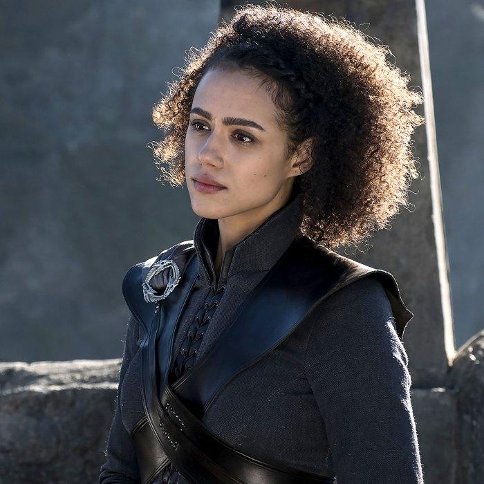 Nathalie Emmanuel dice que la desnudez de Game of Thrones les dio a los cineastas una idea equivocada