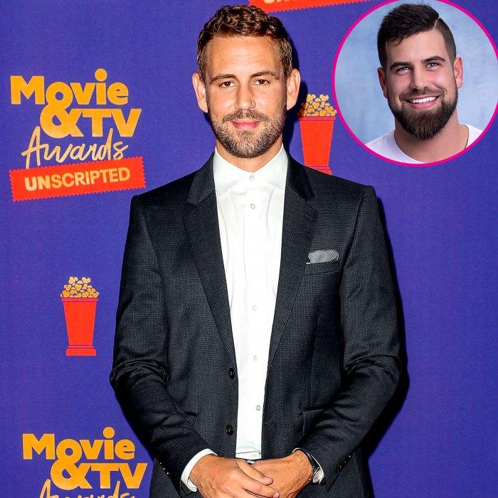 Nick Vialls Behind the Scenes Bachelorette Scoop incluye a Blake Moynes