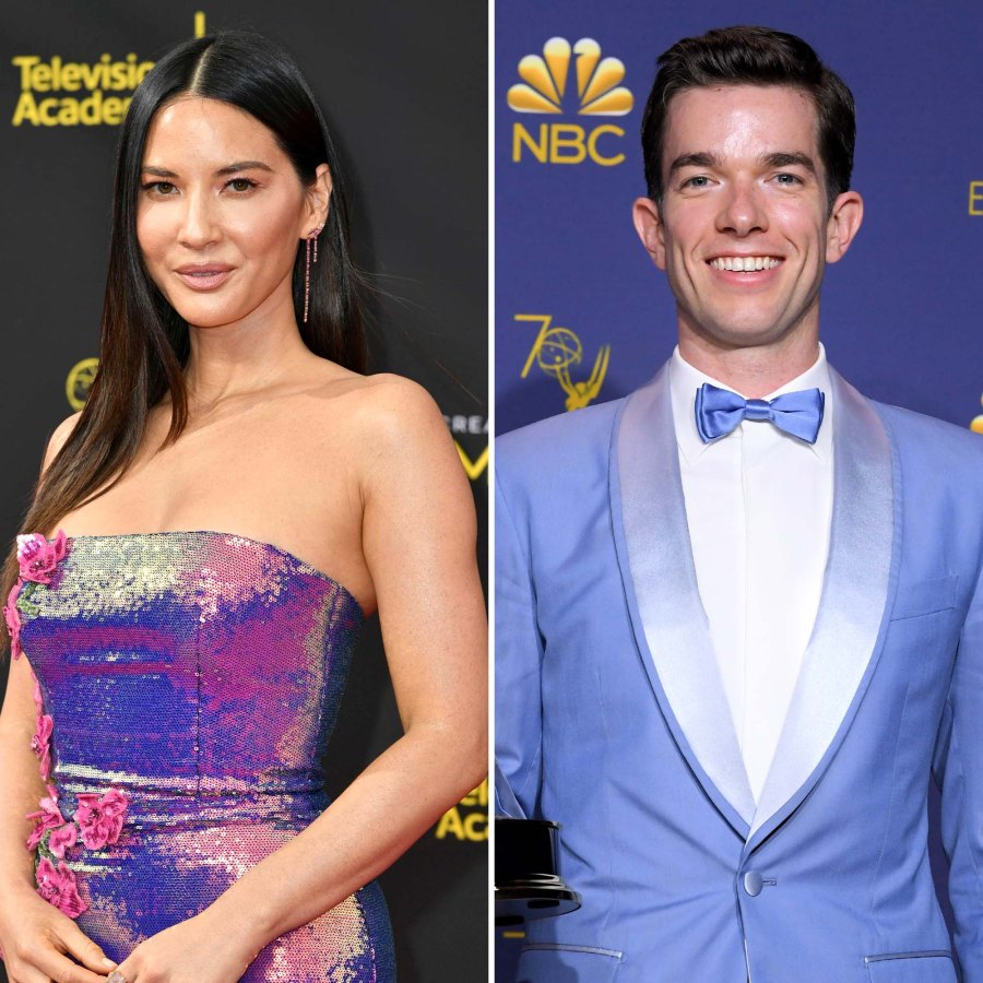 Olivia Munn Is Pregnant Expecting Her 1st Child With John Mulaney