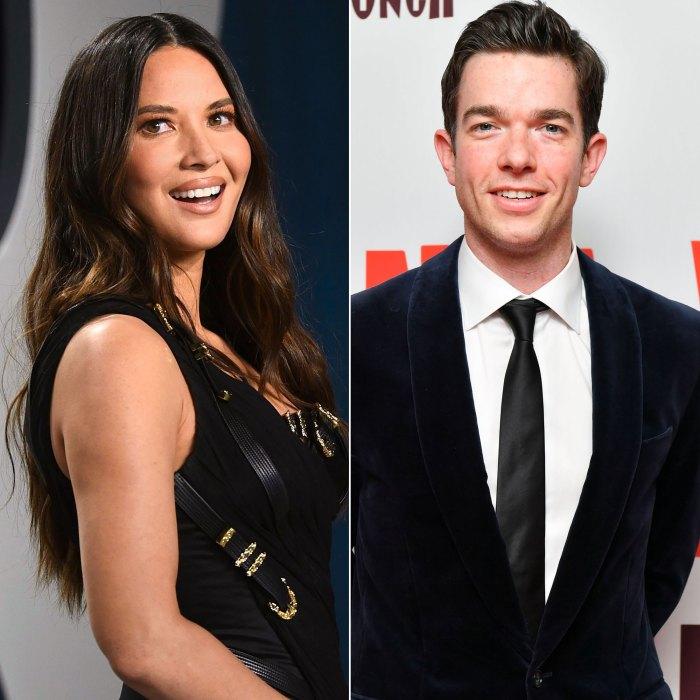 Olivia Munn's 'Been Sneaking' Into John Mulaney Shows: She's 'Smitten'