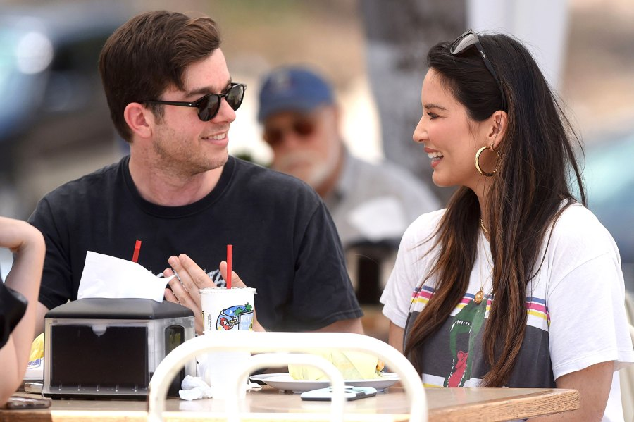 Olivia Munn So Smitten With New Flame John Mulaney Lunch Date