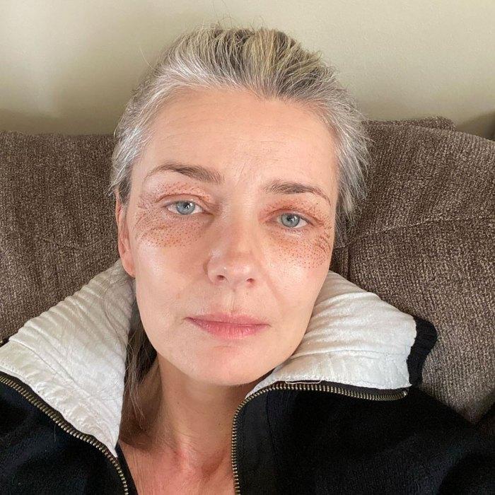 Paulina Porizkova habla de envejecer con gracia: 'Todo lo que hago es no invasivo'