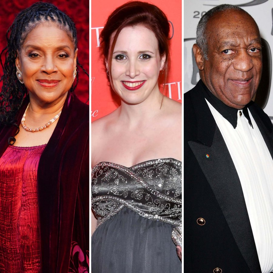 Phylicia Rashad Dylan Farrow More Celebs React Bill Cosbys Surprising Prison Release