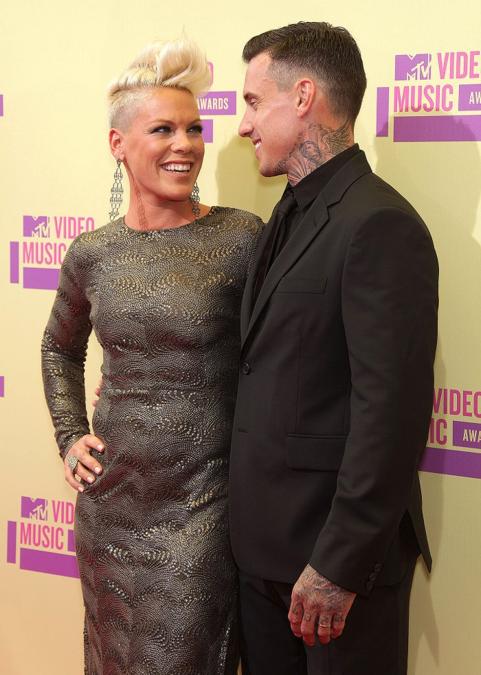 Pink Husband Carey Hart espera que su documental ayude a cambiar su imagen de escoria tatuada 2