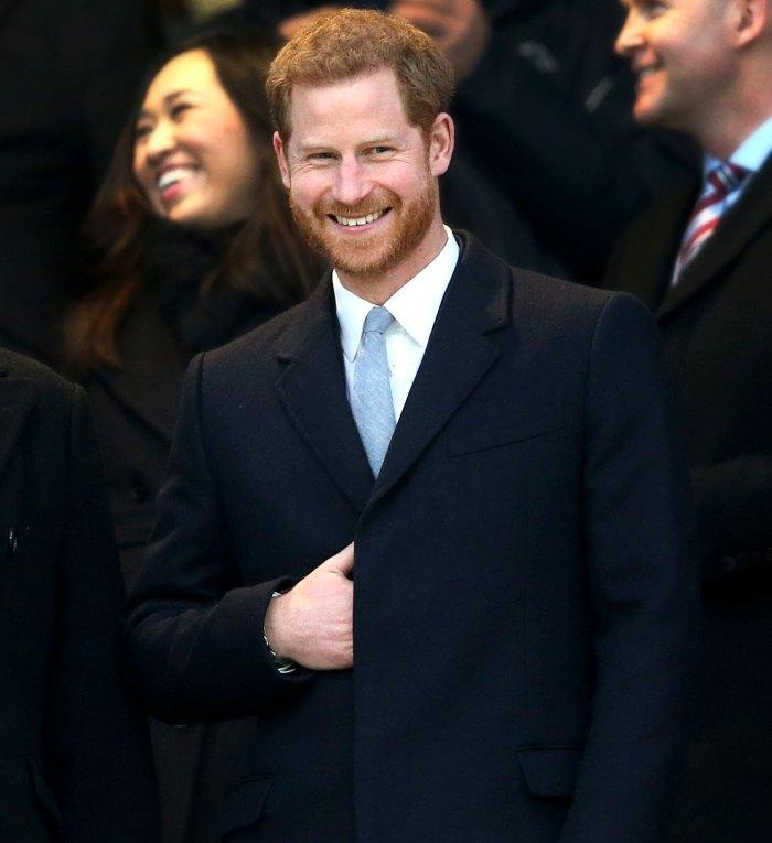 El príncipe Harry insinuó que le gustaba el nombre 'Lily' años antes del nacimiento de su hija Lilibet