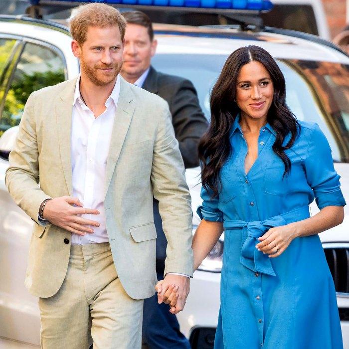 El príncipe Harry Meghan quiere mantener la paz con la realeza después del nacimiento de Lili
