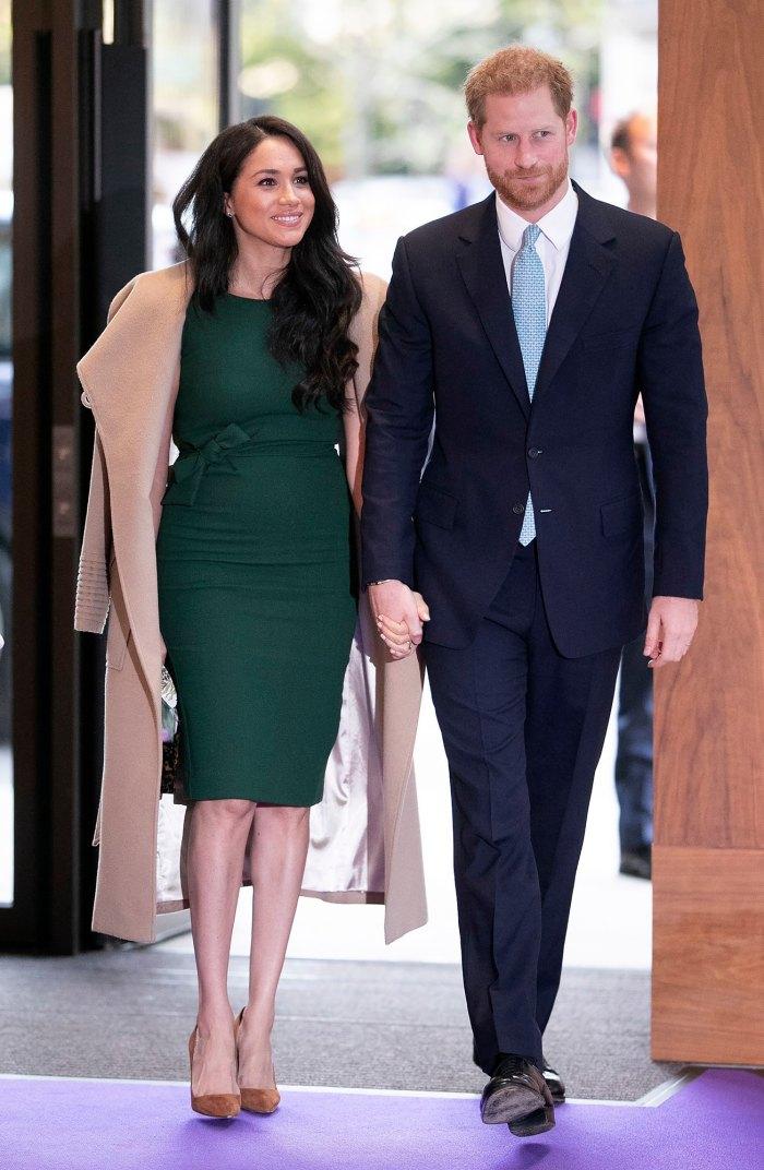 El príncipe Harry y Meghan Markle anuncian licencia parental de Archewell después del nacimiento de Lili