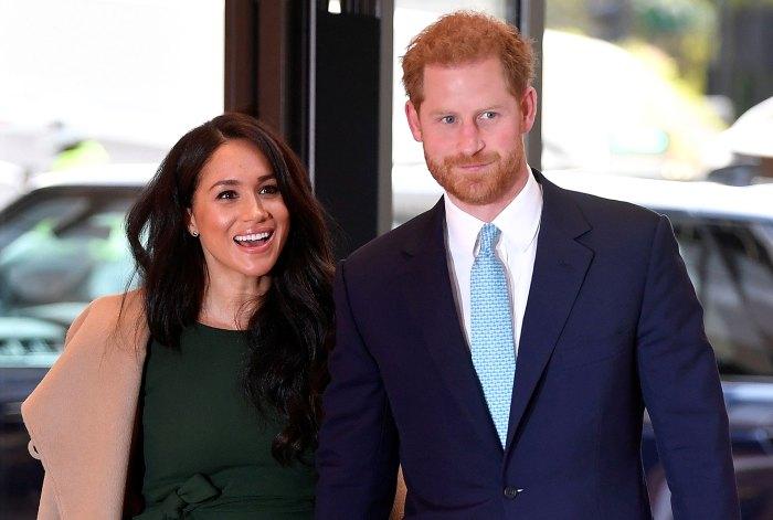 El príncipe Harry y Meghan Markle le pidieron a la reina Isabel II la aprobación del nombre de Lilibet 2