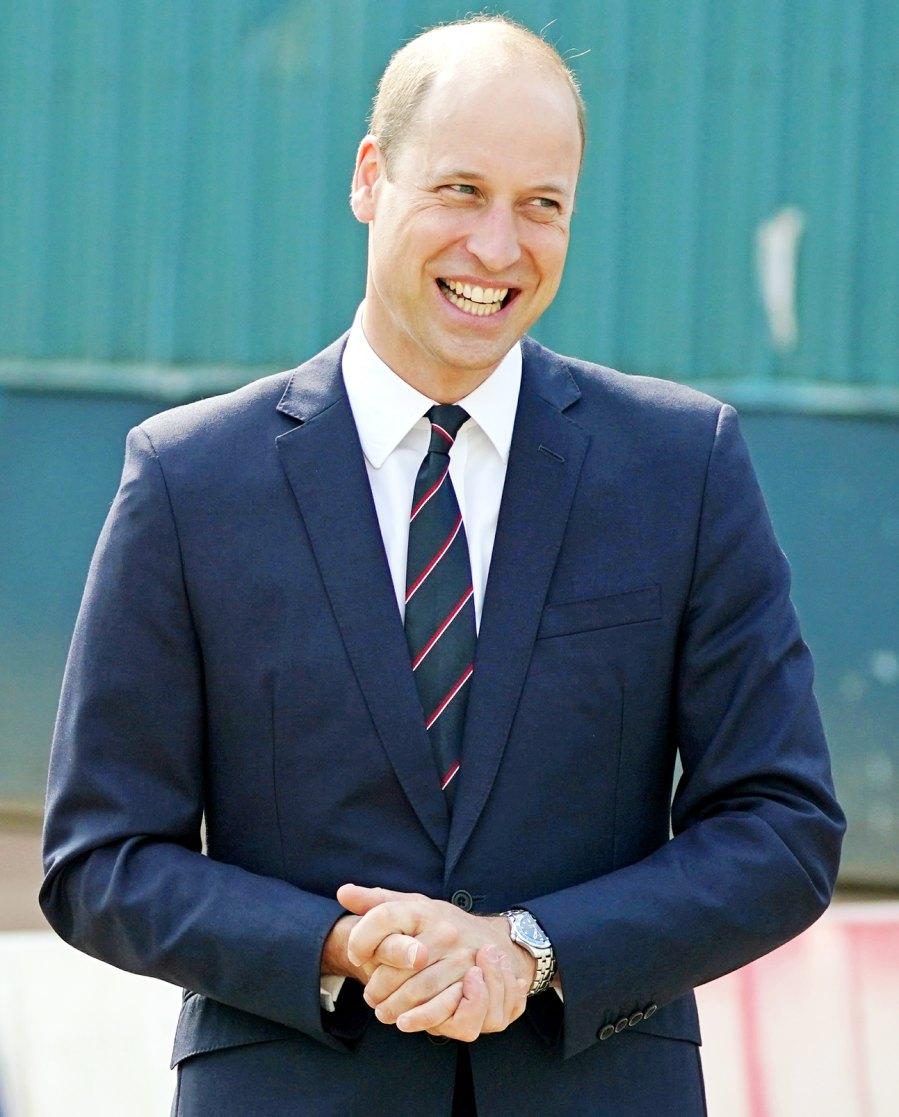 Prince William Joins Queen Elizabeth II Royal Week Scotland Trip