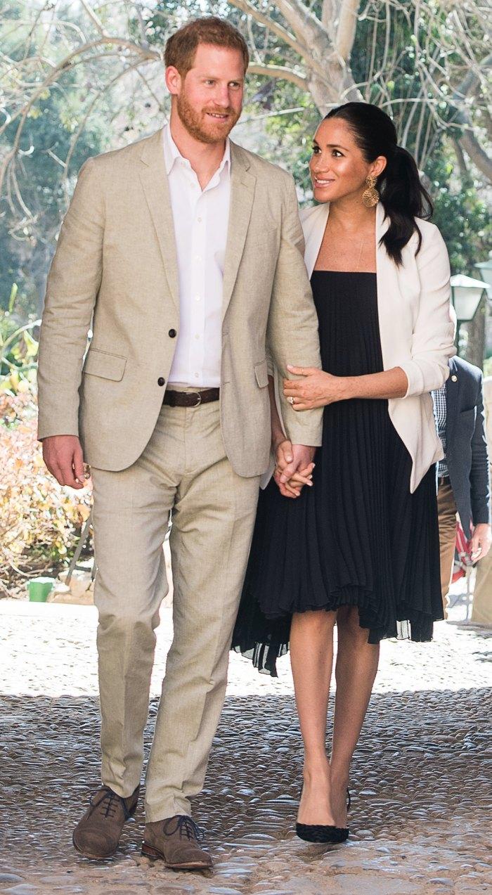 El príncipe William y la duquesa Kate felicitan al príncipe Harry y a Meghan Markle por el nacimiento de su hija: estamos 'encantados'