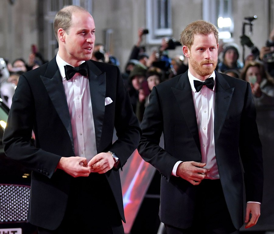Prince William and Harry Will Be Joined by Close Family for Diana Statue Unveiling 2