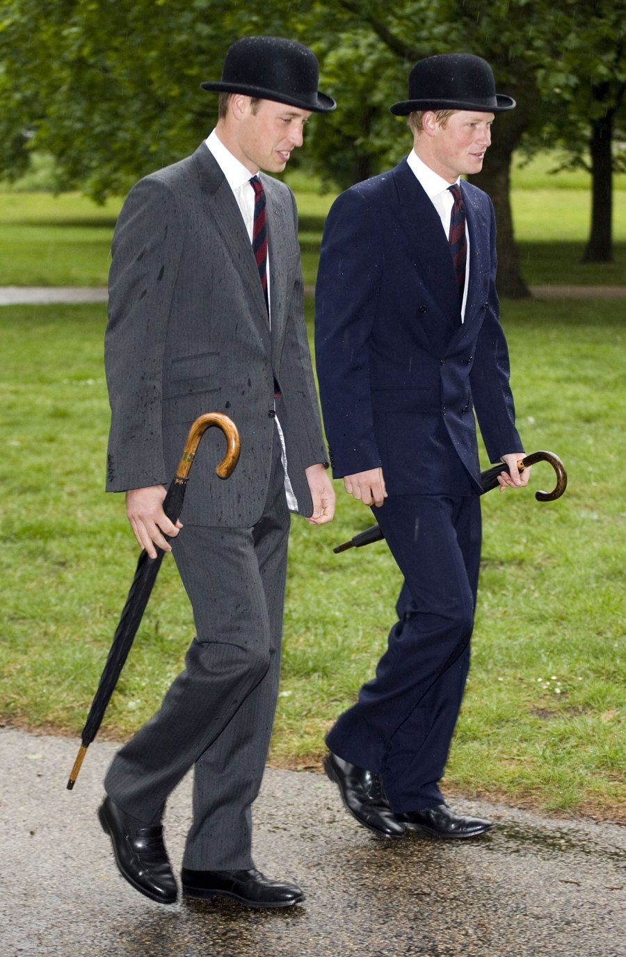 Princes William Harry How Theyve Grown
