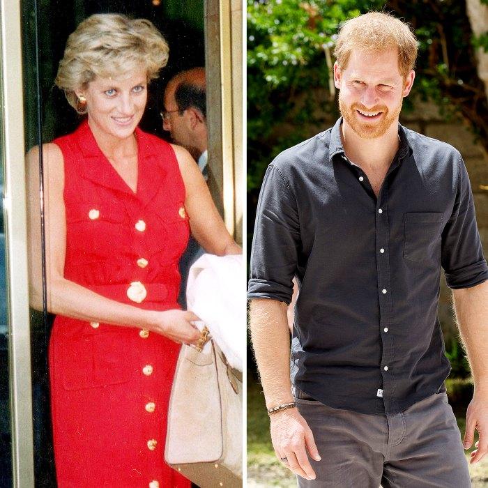 La princesa Diana estaría a favor de la mudanza de California del príncipe Harry