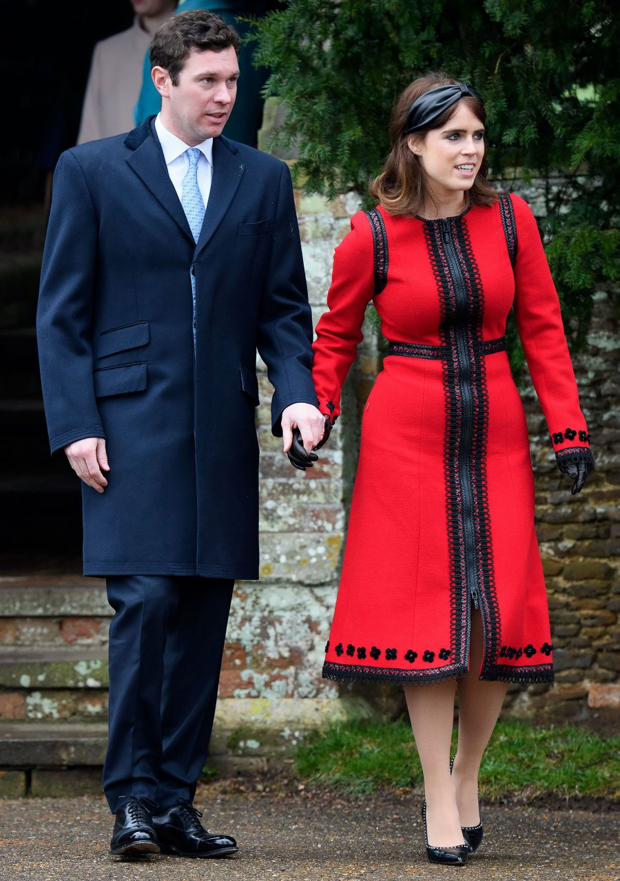 Princess Eugenie and More Royal Family Members Congratulate Harry and Meghan