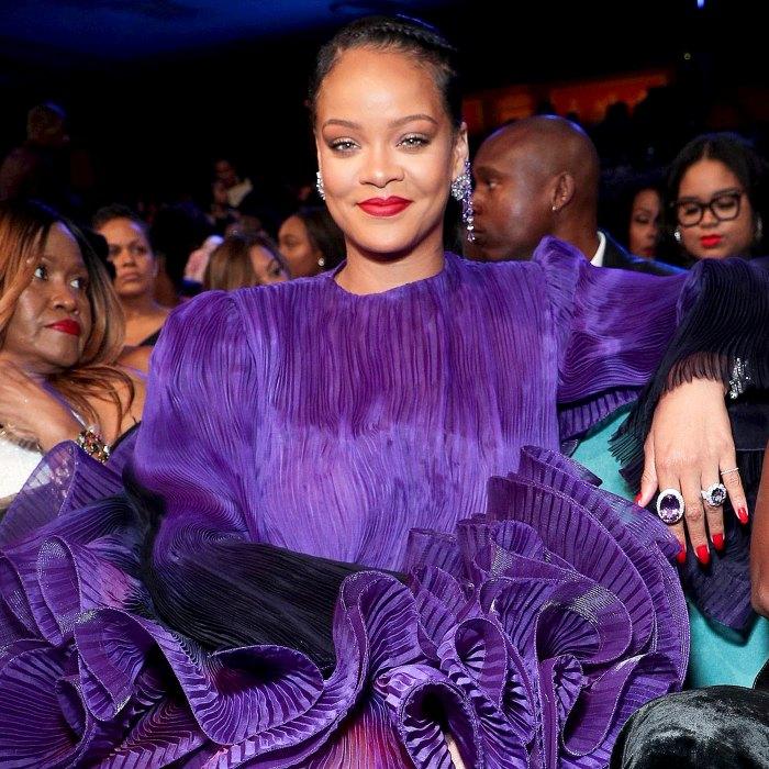 Rihanna canaliza a Joey de Friends Vogue Italia Shoot