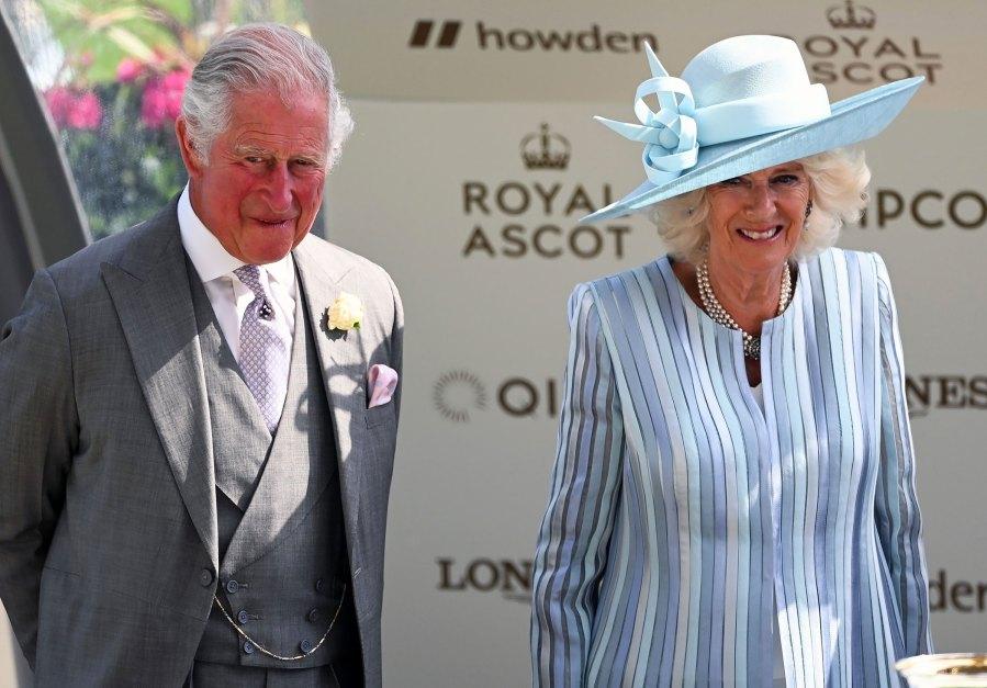 Prince Charles, Duchess Camilla and More Attend Royal Ascot 2021: Photos