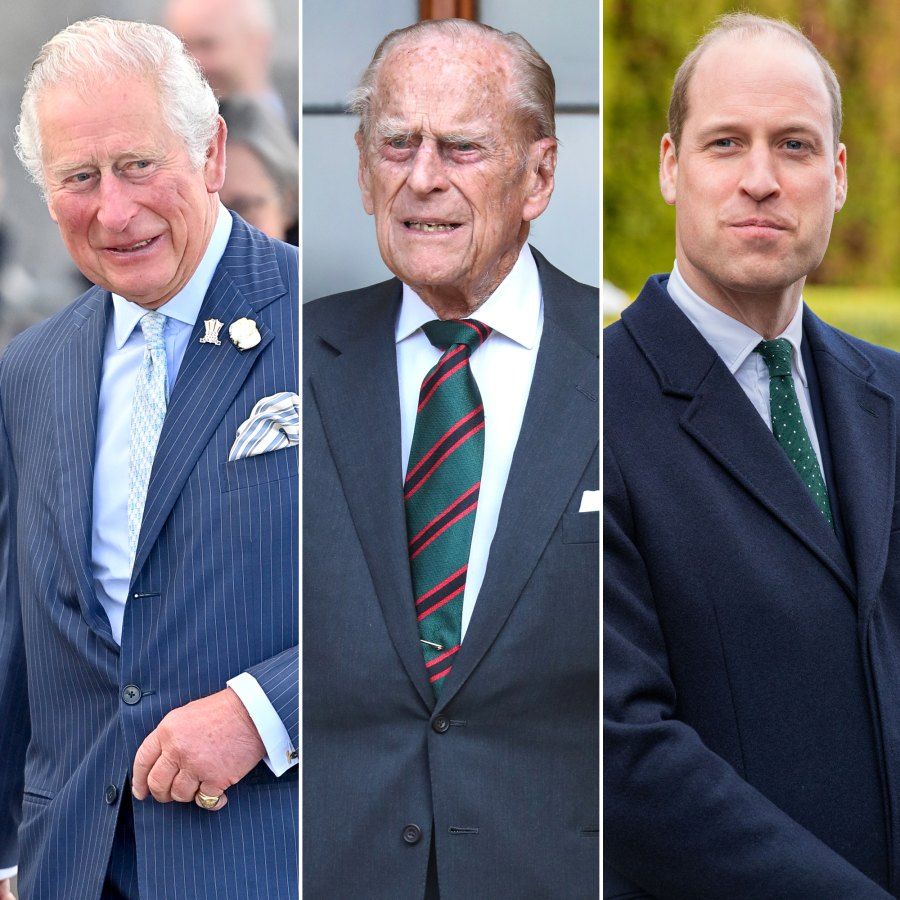 Prince Charles, Prince William and More Royals Remember the Late Prince Philip on His 100th Birthday