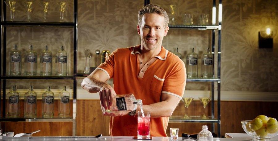 Ryan Reynolds Vasectomy Cocktail Fatherhood