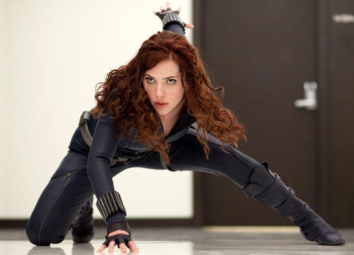 Scarlett Johansson: Black Widow fue solo un 'pedazo de culo' en 'Iron Man 2'